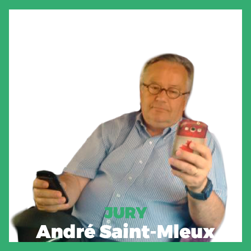[MEET YOUR JURY] #Jury #SWMC André SAINT-MLEUX Business Angel