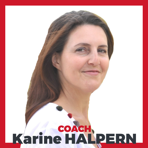 [MEET YOUR COACH] ‪#‎Coach‬ ‪#‎SWMC‬ Karine HAKPERN