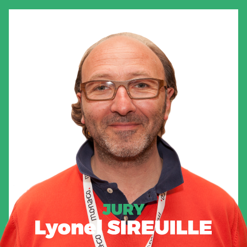 [MEET YOUR JURY] #Jury #SWMC Lyonel SIREUILLE