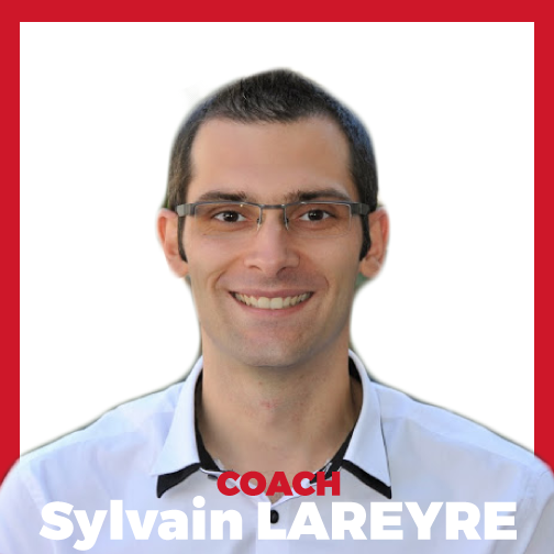 [MEET YOUR COACH] ‪#‎Coach‬ ‪#‎SWMC‬ Sylvain LAREYRE JobOpportunIT