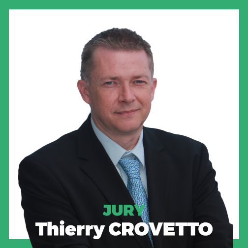 [MEET YOUR JURY] #Jury #SWMC Thierry Crovetto