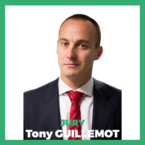 [MEET YOUR JURY] #Jury #SWMC Tony GUILLEMOT Expert-comptable Associé KPMG