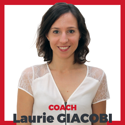[MEET YOUR COACH] ‪#‎Coach‬ ‪#‎SWMC‬ Laurie GIACOBI My Marketing Manager